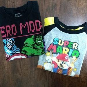 2 Boys t-shirts